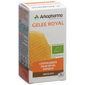 ARKOCAPS Royal Jelly Capsules (45 pieces)