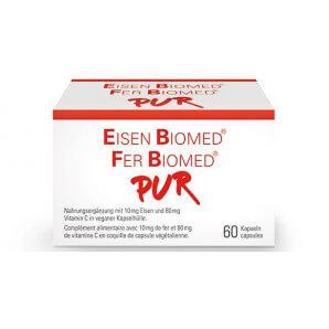 Eisen Biomed Pur Kapseln...