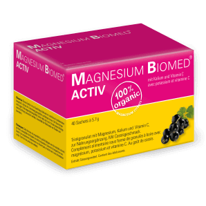 Magnésium Biomed Activ Sachet (40 pièces)