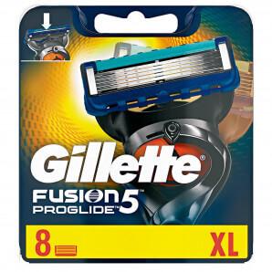 Gilette - Fusion 5 ProGlide Flexball Klingen (8 Stk)