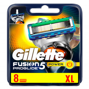 Gillette Fusion5 ProGlide Power Blades (8 pcs)