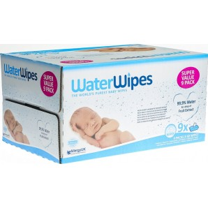 WaterWipes Baby Lingettes (540 pièces)