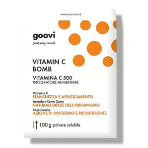 Goovi Vitamin C Bomb Pulver (100g)