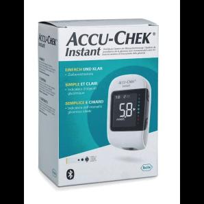 Accu-Chek Instant Blutzuckermessgerät Set (10 Tests)