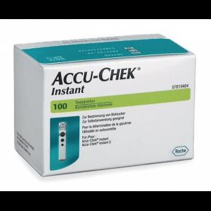 Accu-Chek Instant Des Bandelettes De Test (100 pièces)