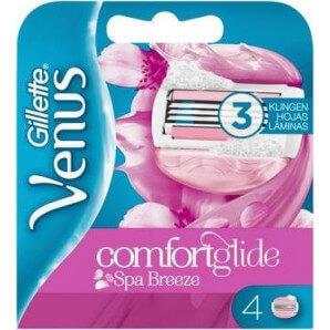 Gillette Venus Spa Breeze Lames (4 pièces)