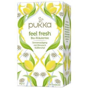 Pukka feel fresh tea organic (20 bags)