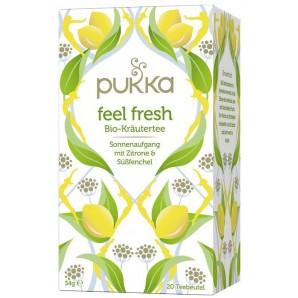 Pukka feel fresh thé biologique (20 sachets)