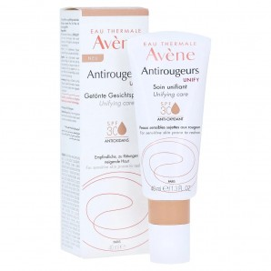Avène Antirougeurs UNIFY Tinted Facial Care SPF30 (40ml)