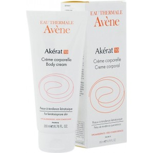 Avène Akérat 10 Body Cream (200ml)