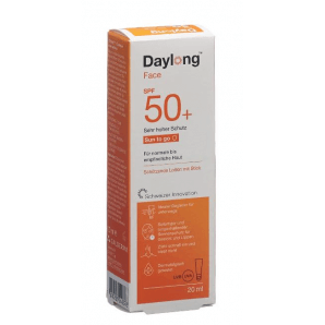 Daylong Face Sun To Go Creme & Stick SPF50+ (20ml)