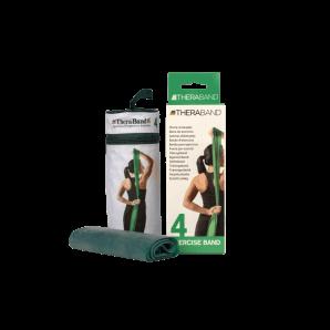 Theraband grün stark 2.5m x 12.7cm (1 Stk)