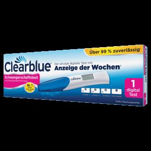 Clearblue Schwangerschaftstest Wochenbestimmung (1 Stk)