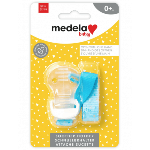 Medela Baby Pacifier Chain Turquoise (1 pc)