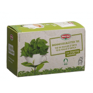 Morga Nettle Leaves Tea Bags Organic (20 pieces)