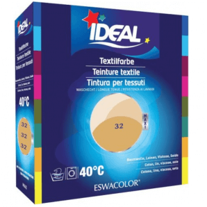 IDEAL Fabric Dye Beige 33 Maxi (400g)