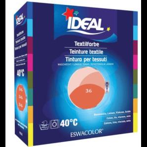 IDEAL Textilfarbe Korall 36 Maxi (400g)