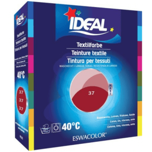 IDEAL Fabric Dye Hermes Red 37 Maxi (400g)