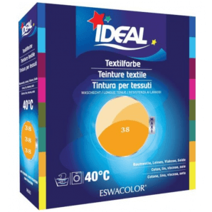 IDEAL Fabric Dye Tangerine 38 Maxi (400g)