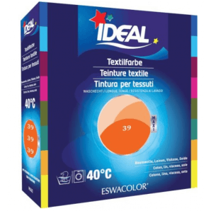 IDEAL Fabric Dye Orange 39 Maxi (400g)