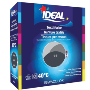 IDEAL Fabric Dye Slate 66 Maxi (400g)