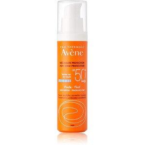Avène Fragrance-Free Sun Fluid SPF50+ (50ml)