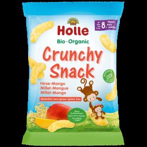 Holle - Bio-Crunchy Snack Hirse Mango (25g)