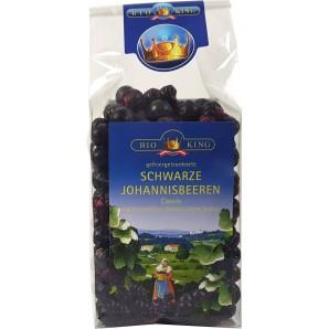 BIOKING Black Currants Freeze-Dried Organic (50g)