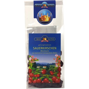 BIOKING Sour Cherries Freeze-Dried Organic (50g)