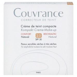 Avène Couvrance Compact Make-Up Riche Naturel 2.0 (10g)