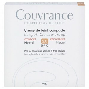 Avène COUVRANCE Kompakt-Make-Up Reichhaltig Natürlich 2.0 (10g)