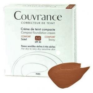 Avène Couvrance Kompakt-Make-Up Reichhaltig Bronze 5.0 (10g)