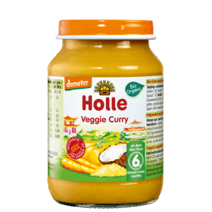 Holle - Veggie Curry (190g)