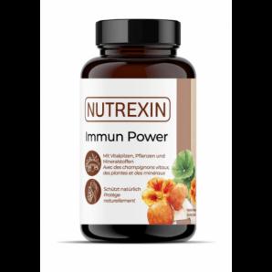 Nutrexin Immun Power Kapseln (120 Stk)