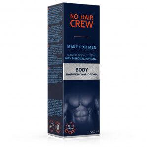 No Hair Crew Körper-Enthaarungscreme (200ml)
