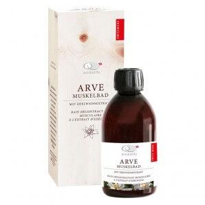 Aromalife ARVE Muskelbad mit Edelweissextrakt (250ml)