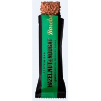 Barebells hazelnut & nougat protein bars (12 x 55g)