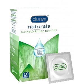 Durex Naturals Condoms (10 pieces)