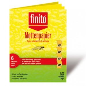 Finito Mottenpapier (2x10 Stk)