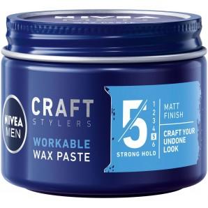 Nivea Craft Stylers Workable Wax Paste (75ml)