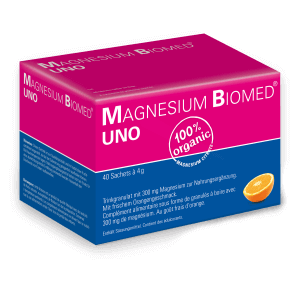 Magnesium Biomed Uno (40 Stk)
