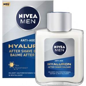 Nivea Men Baume Après-Rasage Hyaluronique Anti-Âge (100ml)