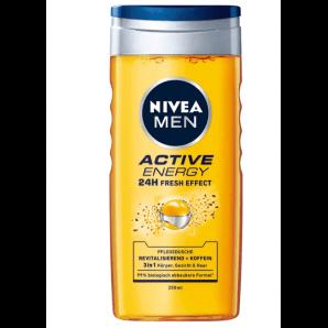 Nivea Men Active Energy Care Shower (250ml)