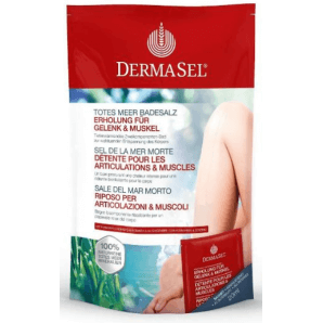 Dermasel bath salt joint & muscle (400g)