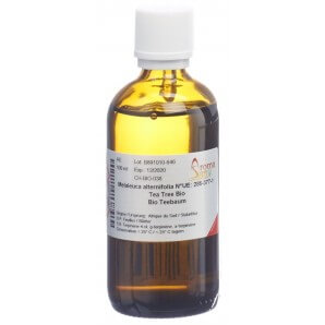 AromaSan Tea Tree Huile Essentielle Bio (100ml)
