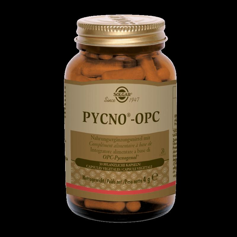 Solgar PYCNO-OPC Pflanzliche Kapseln (30 Stk)