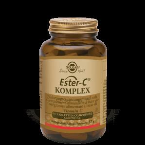 Solgar Ester-C Komplex Tablets (60 pcs)