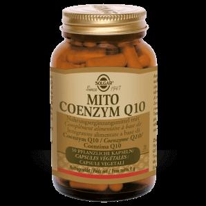 Solgar Mito Coenzym Q10 Capsules Végétales (30 pcs)