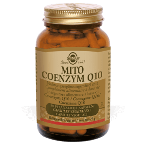 Solgar Mito Coenzym Q10 Pflanzliche Kapseln (30 Stk)
