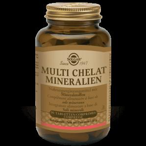 Solgar Multi Chelat Mineralien Tabletten (90 Stk)